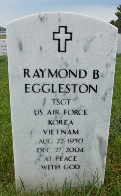 Rev Raymond Bruce Eggleston, Sr