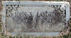 John Shorter Landrum