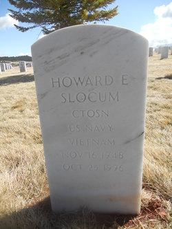 Howard Edward Slocum