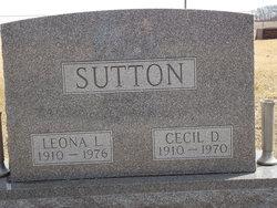 Cecil Don Sutton