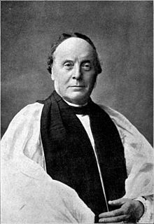 Rev Alfred Barry