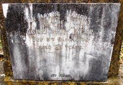 Agnes Mary <I>Murray</I> Kemp
