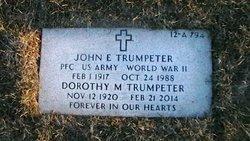John E Trumpeter