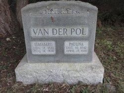 Paulina <I>De Groot</I> Van Der Pol