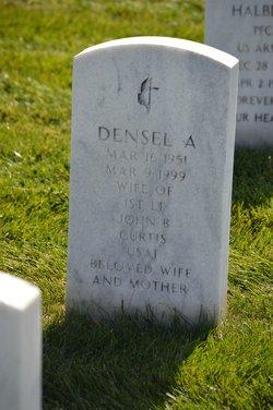 Densel A Curtis