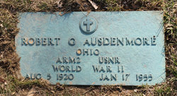 Robert G Ausdenmore