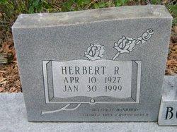 Herbert R Boyington