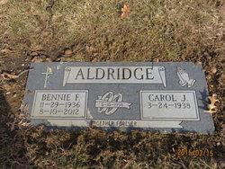 Bennie Franklin Aldridge