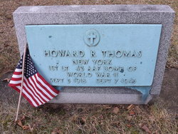 Howard R Thomas