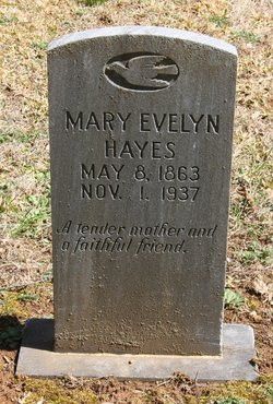 Mary Evelyn Hayes