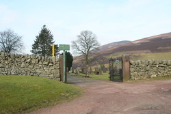 Leadhills Graveyard