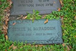 Ethel M. <I>Bullis</I> McFadden