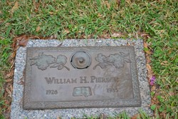 William H Pierson
