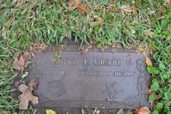 Edith E Crabb