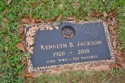 Kenneth B Jackson