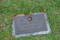 Carol Lee Faulk