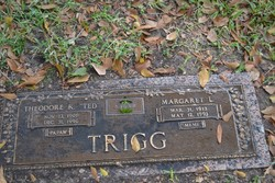 "Theodore R ""Ted"" Trigg"