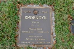 William Bruce Endendyk