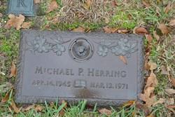 """Michael Paul """"Mike"""" Herring"""