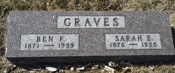 Benjamin Franklin Graves