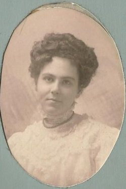 Julia Elizabeth <I>Francis</I> Leonard