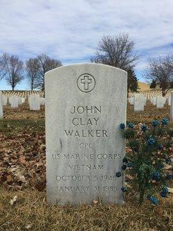 CPL John Clay Walker
