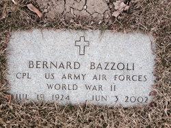 Bernard Bazzoli