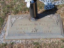 Homer M Kitts