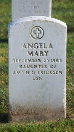 Angela Mary Ericksen