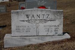 Denton A Wantz