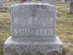 Gertrude Shaeffer