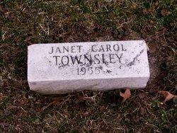 Janet Carol Townsley
