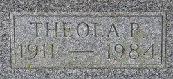 Theola P <I>Faulder</I> Wilcox