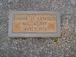 Emmie H Arnold