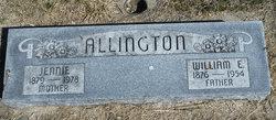 William Erastus Allington