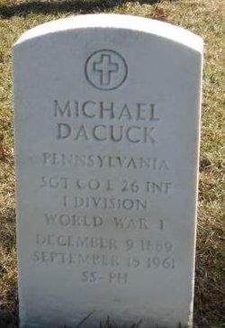Michael Dacuck