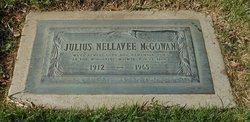 Julius Nellavee <I>Roberts</I> McGowan