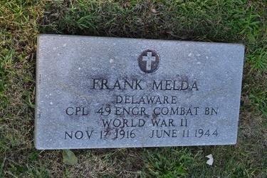 CPL Frank Melda