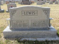 Alvin F Lewis