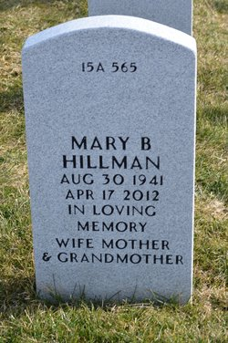 Mary Bell Hillman