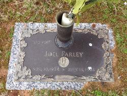 """William Joel """"Buddy"""" Farley Sr."""