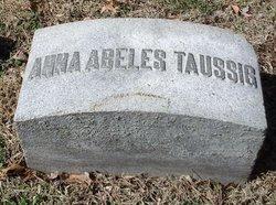 Anna <I>Abeles</I> Taussig