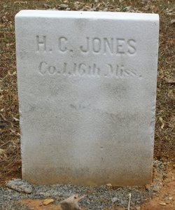 PVT Hugh C. F. Jones