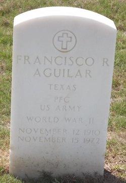 Francisco R Aguilar