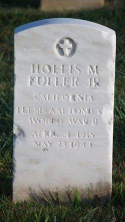 Hollis M Fuller Jr.
