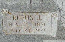 "Rufus Jones ""Refe"" Anderson"