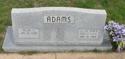 """L Z """"Zeker"""" Adams, Jr"""