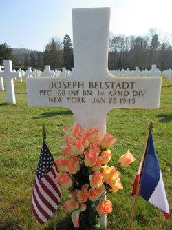 PFC Joseph Belstadt