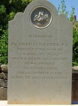 Charles McCorrie