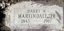 Harry W Martindale, Jr